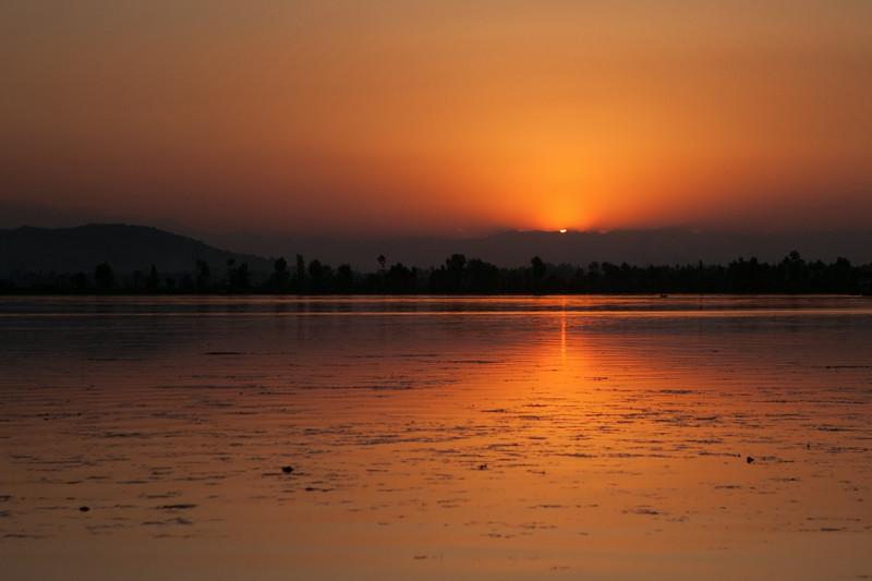Dal lake, Srinagar, Jammu & Kashmir, India