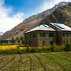 A posh house in Sankoo village of Suru valley near Kargil, India