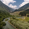 Lidder river at Betab valley, Kashmir, India