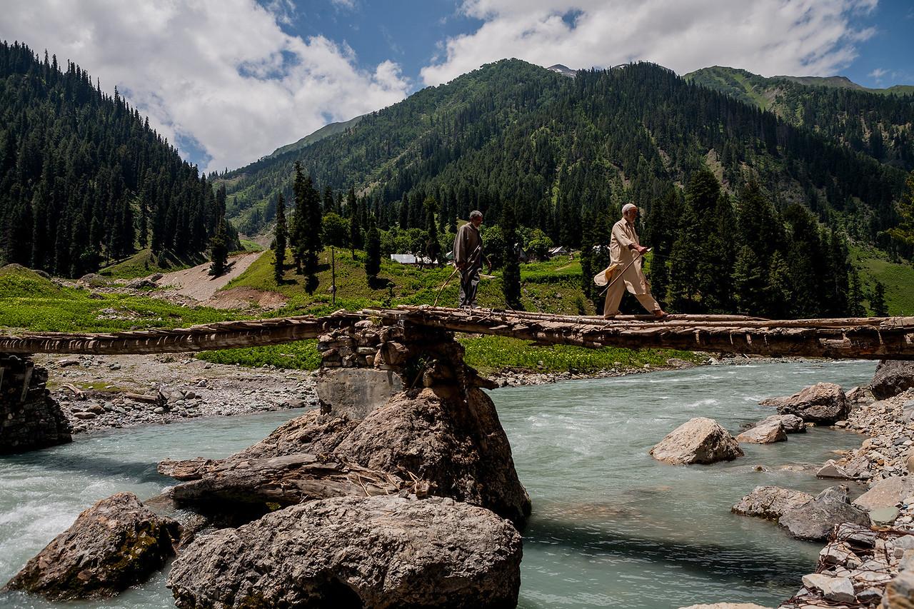 Sarbal, Kashmir, India