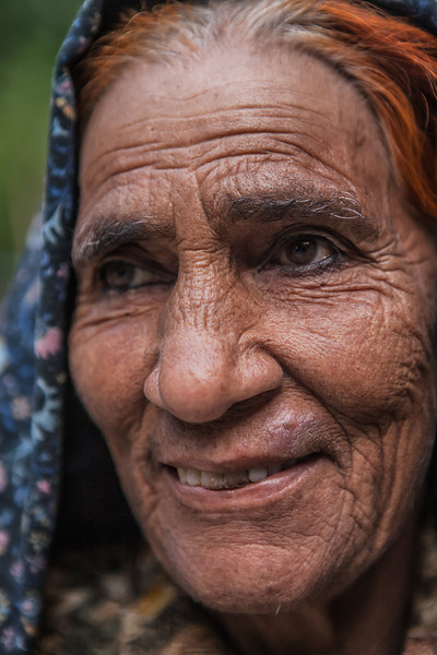 Lolab Valley, Kashmir, India