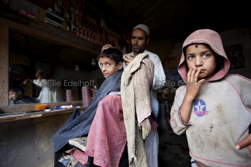 Kashmiri Cut - India