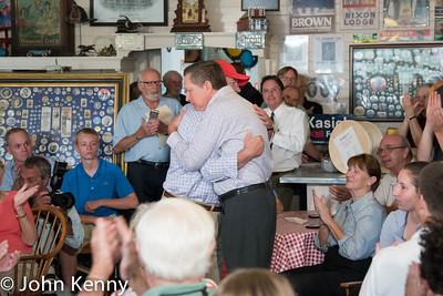 Elected Hug