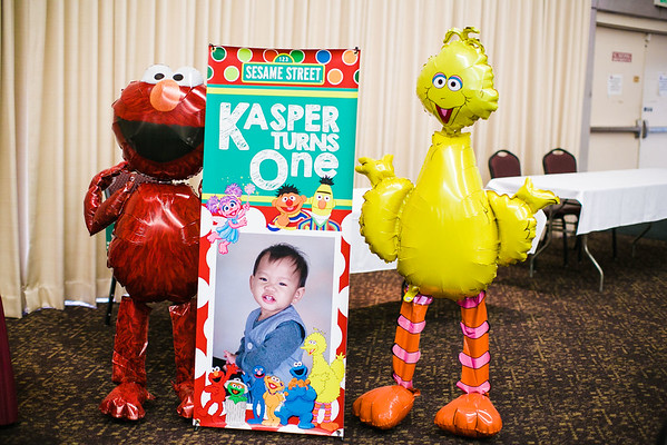 Kasper's 1st Birthday (Event Photos)