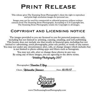 Print Release copy