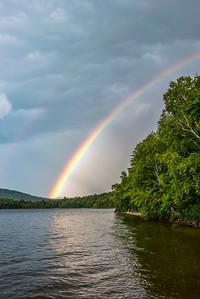 Katahdin Lake Rainbow
