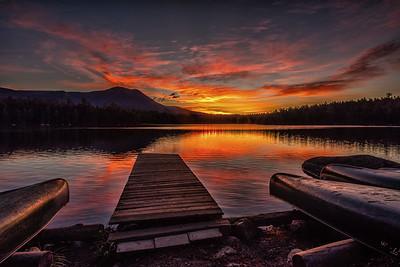 Sunrise Daicey Pond