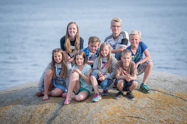 Familien Utle -2015