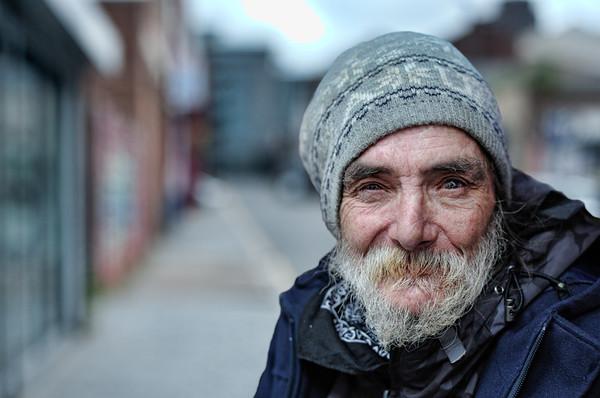 Liverpool - hjemløse