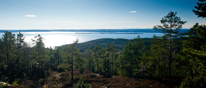 Haraldsfjellet- Hurummarka 21.03.12