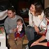 Uncle Trav, Cousin Oliver & Aunt Ally