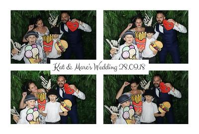 Kate & Marc's Wedding, 28th Sep 2018