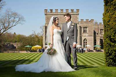 Kate & Paul - Clearwell Castle