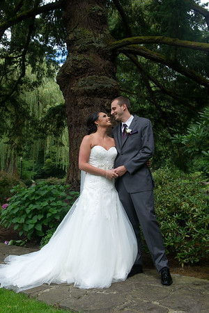 Kate & Ryan, Lakeside Gardens, July 9