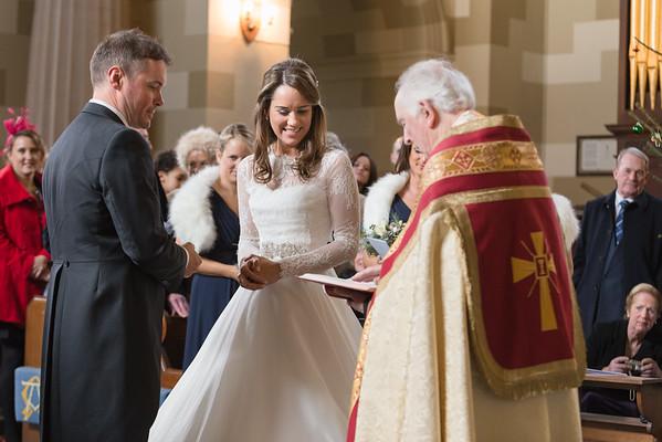 Kate & Trevor's Wedding