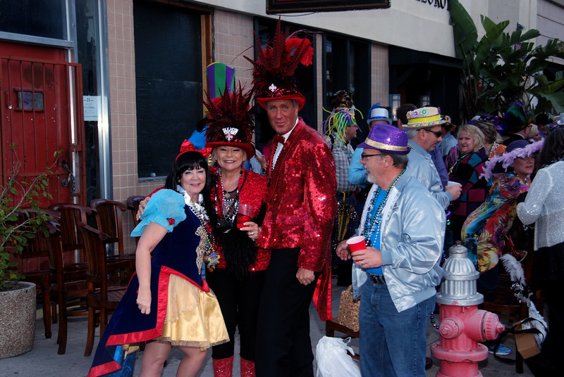 Gambrinus Pre Parade Party 2014