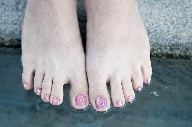 Ladies Feet