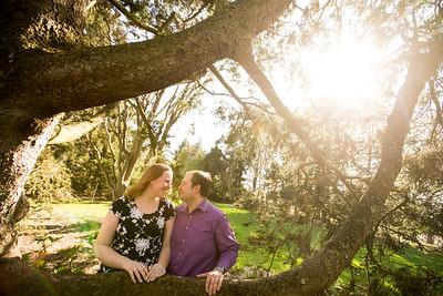 Katelyn & Matthew Engagement Portraits