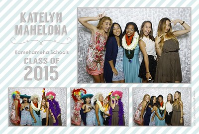 Katelyn's Grad Party (Fusion Photo Booth)