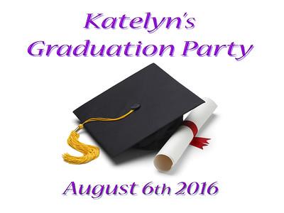 Katelyn's Gradaution Party