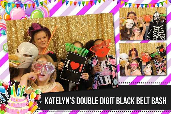 Katelyn's Double Digit Birthday Bash