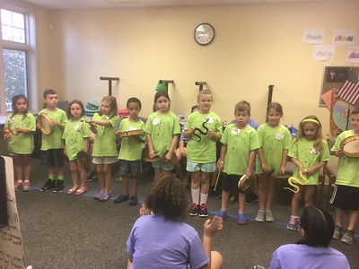 Kateri's Kids - Vacation Bible School 2017