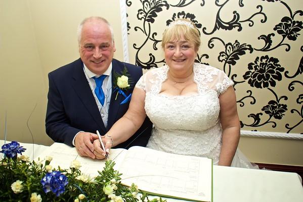 Kath & Steve's Wedding 30/04/2016