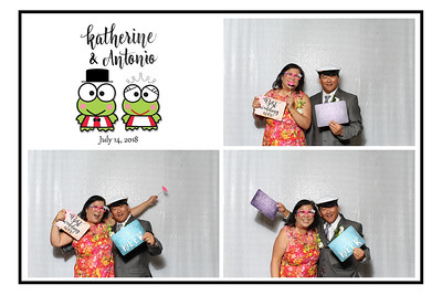Katherine & Antonio's Wedding