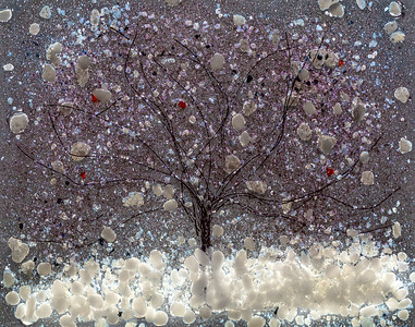 2019-03-10-Plum Snow Tree-001