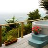 Hot Tub & Foggy Ocean View