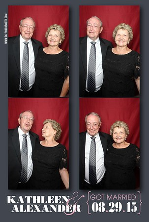 Kathleen and Alexander