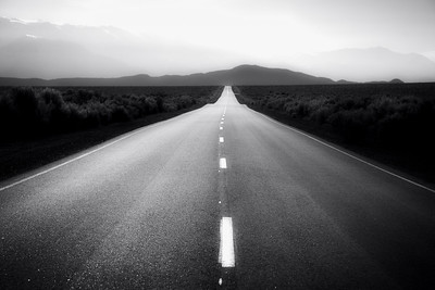 Road to Bodie