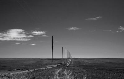 Telephonepoles