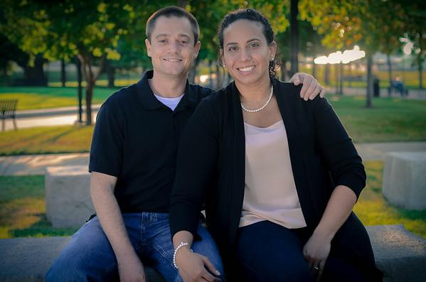 Kathy & Matt