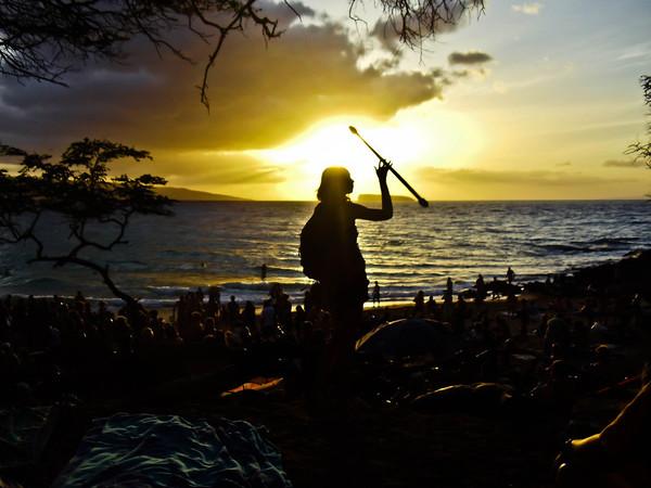 Little Beach, Wailea Maui