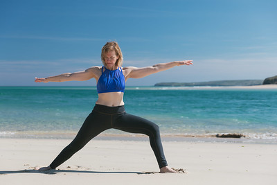 7 Katie Bray Beach Yoga