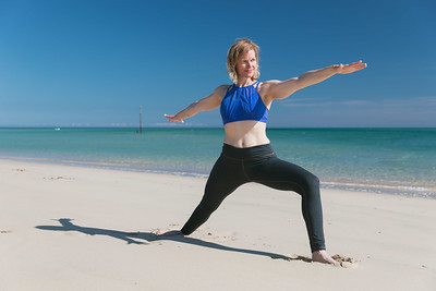 12 Katie Bray Beach Yoga