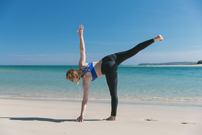 25 Katie Bray Beach Yoga