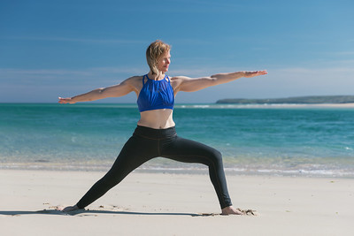 8 Katie Bray Beach Yoga