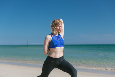 16 Katie Bray Beach Yoga