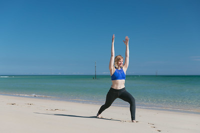 19 Katie Bray Beach Yoga