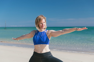 10 Katie Bray Beach Yoga