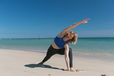 23 Katie Bray Beach Yoga