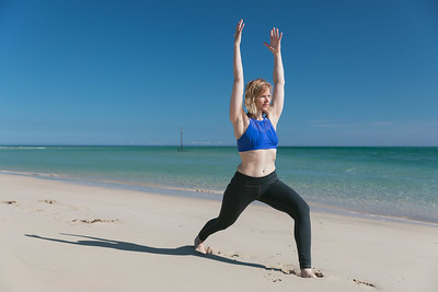 17 Katie Bray Beach Yoga