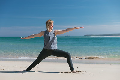 5 Katie Bray Beach Yoga