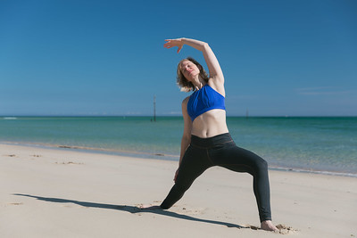 15 Katie Bray Beach Yoga
