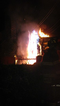 Structure Fire - 117 DiRienzo Heights, Derby, CT - 7/5/17