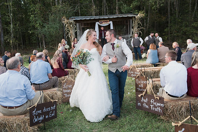 Katie and Justin Wedding