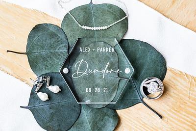 Parker & Alex Sneak Peeks Wedding