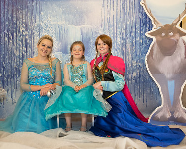 Katie's Frozen Party